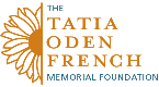 The Tatia Oden French Memorial Foundation Logo